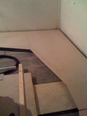 05. Decke am Boden